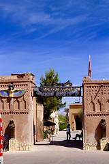 Ouarzazate - April 2016 (300 jours  Paris) Tags: africa travel cinema sahara museum architecture landscape desert outdoor north morocco maroc marrakech maghreb medina ouarzazate ait ksar kasbah benhaddou
