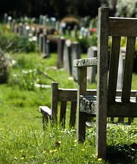 Resting places (prueheron) Tags: church cemetery graveyard gravesgravestones