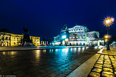 Semperoper (Daniel Czichowsky) Tags: night canon eos dresden long exposure time nacht sachsen nd stm 1018 efs langzeitbelichtung semperoper 70d czichowsky
