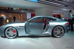 DSC_2291 (Pn Marek - 583.sk) Tags: frankfurt jaguar concept fj iaa arden xj 2011 koncept autosaln cx16