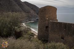 IMG_8663 (Enrique Gandia) Tags: sea espaa beach nature landscape mar spain hippie almeria cabodegata sanpedro lasnegras calasanpedro travelblogger calahippie