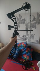 Compound Bow (Alasto414570) Tags: compound bow