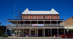 The Palace Hotel, Argent St, Broken Hill (HardieBoys) Tags: architecture rural arquitectura country australia nsw outback brokenhill