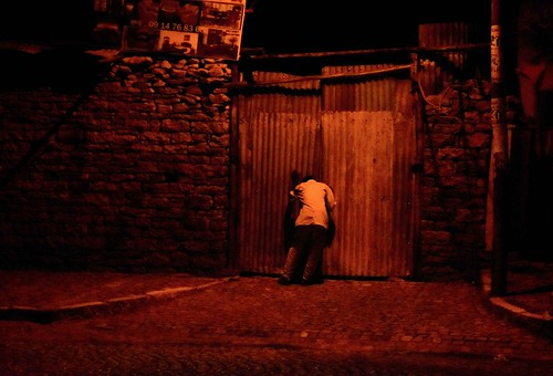 The Gate and The Drunk, Ethiopia