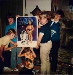 Birthday droids (WEBmikey) Tags: birthday toys starwars memories mikey