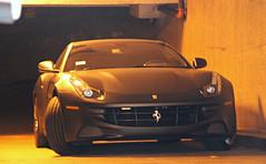 Ferrari FF (SPV Automotive) Tags: black sports car ferrari exotic coupe ff supercar matte hatchback