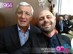 Foto in Pegno n 1964 (Luca Abete ONEphotoONEday) Tags: world me del italia soccer champion award mister 16 aprile 1964 calcio campione premio selfie mondo lippi 2016 campioni battipaglia