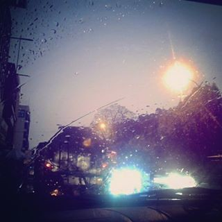 I was a #rainyday