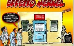 Colonna vertebrale per Europa Unita cercasi (SatiraItalia) Tags: humor vignette cartoons satira