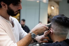 _T8A6306bd (labarbiredeparis) Tags: paris france art face sarah hair beard goatee moustache barbershop beaut barber salon innovation coiffeur barbe soin 1er extensions barbu coiffure capelli excellence masculin cheveux rasoir rasage 9e taille rase barbier shampooing condorcet coupechou barbiere coiffe bouc ras esthtique bertin pilation facehair poire barbire labarbiredeparis danielhamizi