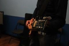 IMG_5195 (PsychopathPh) Tags: la sala musica toscana anima prato nell cantante musicisti prove chitarrista bassista batterista inaudito