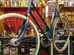 1950s-Simplex-Novum damesfiets5 (@WorkCycles) Tags: old ladies amsterdam bike bicycle restore oldtimer oud fiets simplex novum damesfiets workcycles fietsenmaker