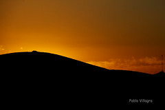 Atardecer en el mdano (pablovillagra2004) Tags: chile atardecer siluetas dunas lneas