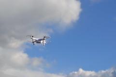 A UFO (hcorper) Tags: sky flying vehicle fotosondag iskyn fs160424