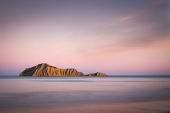 Bare Island, Waimarama (TomWilkinson90) Tags: longexposure newzealand hawkesbay bareisland waimarama