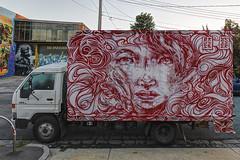 Mike Eleven Brunswick 2016-04-24 (6D_1482-4) (ajhaysom) Tags: streetart graffiti melbourne brunswick eleven canon1635l landofsunshine canoneos6d