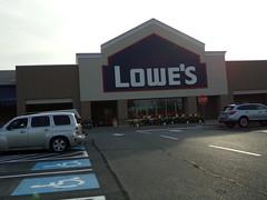 Lowe's #1164 Wytheville, VA (COOLCAT433) Tags: va lowes rd dominion wytheville 185 1164