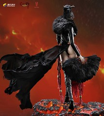 VERYCOOL TOYS VCF-DZS003 Raksa - 12 (Lord Dragon ) Tags: hot female toys actionfigure doll seamless verycool onesixthscale 16scale 12inscale