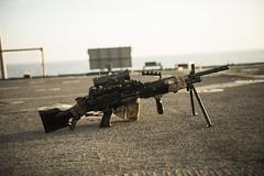 131109-N-TQ272-0172 (markelrayes) Tags: ocean military navy guns harpersferry marines sailor ammo deployment gunfire lsd49 elrayes