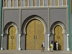 Royal Palace (Re Silveira) Tags: morocco fez marruecos fes marrocos fs royalpalaceoffez palciorealdefez