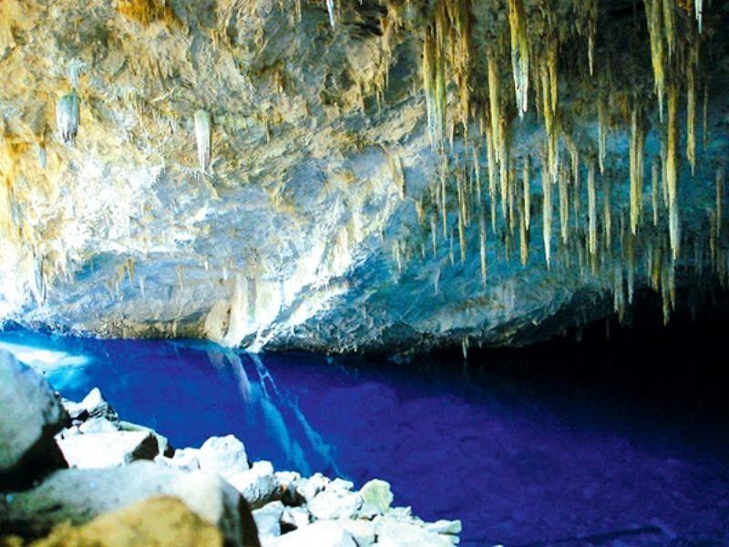 hang động ở Ninh Bình