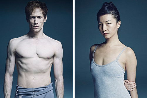 Gallery: Portraits of Royal Ballet dancers by photographer Rick Guest