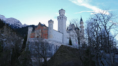 Neuschwanstein Castle (oofffyy) Tags: travel sleeping castle beauty architecture fairytale germany bavaria photography europe princess prince disney fantasy german neuschwanstein royalty