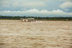 NO_Amazonas0707 (Visit Brasil) Tags: horizontal brasil natureza turismo manaus norte amazonas ecoturismo externa rionegro semgente nutico diurna encontrodasguas riosolimes