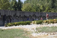 Arkitektour SEPT15 (DarmonRichter) Tags: abandoned tourism monument architecture tour ufo communism bulgaria urbanexploration balkans easterneurope urbex buzludzha buzludja