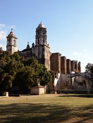 Convento de la Natividad (Luscy SM) Tags: church mexico convento tepoztlan morelos virreinato