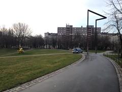 hubschrauber im grli (peterulrich.net | Berlin Webdesigner) Tags: berlin kreuzberg polizei januar hubschrauber 2016 grli peterulrichnet