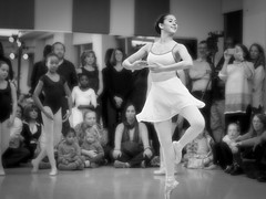 Turning Pointe (Narratography by APJ) Tags: blackandwhite bw ballet beautiful dance ballerina dancers events nj pointe montclair apj narratography