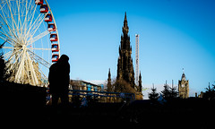Viewing Edinburgh