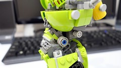 gcore(2)1 (chubbybots) Tags: green lego mech