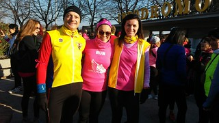 Women In Run Cesena: WIRun flashmob nazionale 2015 per ActionAid