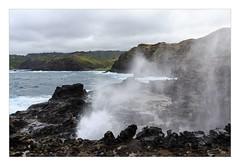 Maui-20151218-228 (Sunil Mishra) Tags: ocean landscape hawaii unitedstates wave maui wailuku nakaleleblowhole