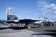 F-15C 53th TFS (Rob Schleiffert) Tags: eagle usaf bitburg fairford f15 riat tigermeet usafe