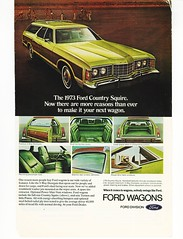 1973 Ford LTD Country Squire Wagon (biglinc71) Tags: ford wagon country ltd squire 1973