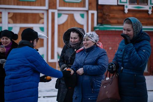 «Сказки в городе»: студия Хабенского, Казань