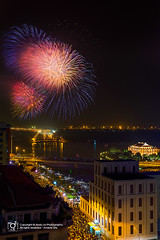 firework show in new year first day (Andy Le | +84908231181) Tags: show new year firework saigon