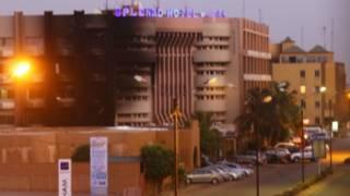 西非酒店袭击 18国23人罹难