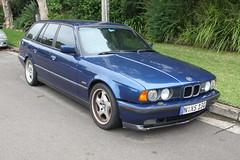 BMW E34 M5 Touring Replica (jeremyg3030) Tags: cars wagon estate replica bmw m5 touring variant e34 525i