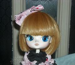 DSCN0172_Dal_Dotori_ (applecandy spica) Tags: pink music black cat doll lace stock kitty dal loli pullip custom laprincesa babypink dotori