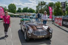 Austin Healey 3000 MKI (COLLIN Isabelle/COLLIN Ccile) (el.guy08_11) Tags: france ledefrance voiture collection fr austinhealey rueilmalmaison