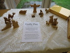 "Godly Play at Lindridge St Lawrence • <a style=""font-size:0.8em;"" href=""http://www.flickr.com/photos/88684851@N02/24613373712/"" target=""_blank"">View on Flickr</a>"