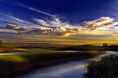 2015-11-27_19-467-14 (J Rutkiewicz) Tags: sunset wetlands zachódsłońca mokradła