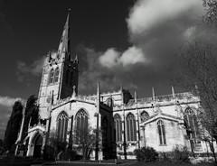 All Saints, Oakham (DncnH) Tags: church architecture gothic medieval rutland perpendicular oakham allsaints decorated