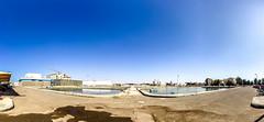 Shrimp ponds in the King Abdul Aziz University (Tai - Le) Tags: jeddah saudiarabia makkahprovince