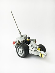 NCS Diplomatic Courier - LL 201 InterRegioRover (Chiefrocker9000) Tags: lego space rover cs ncs legospace neoclassicspace febrovery16