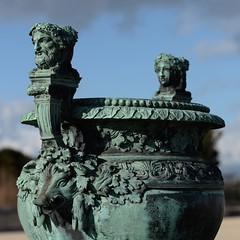 Chateau de Versailles - Jardins (hervekaracha) Tags: france bronze nikon chateaudeversailles d610